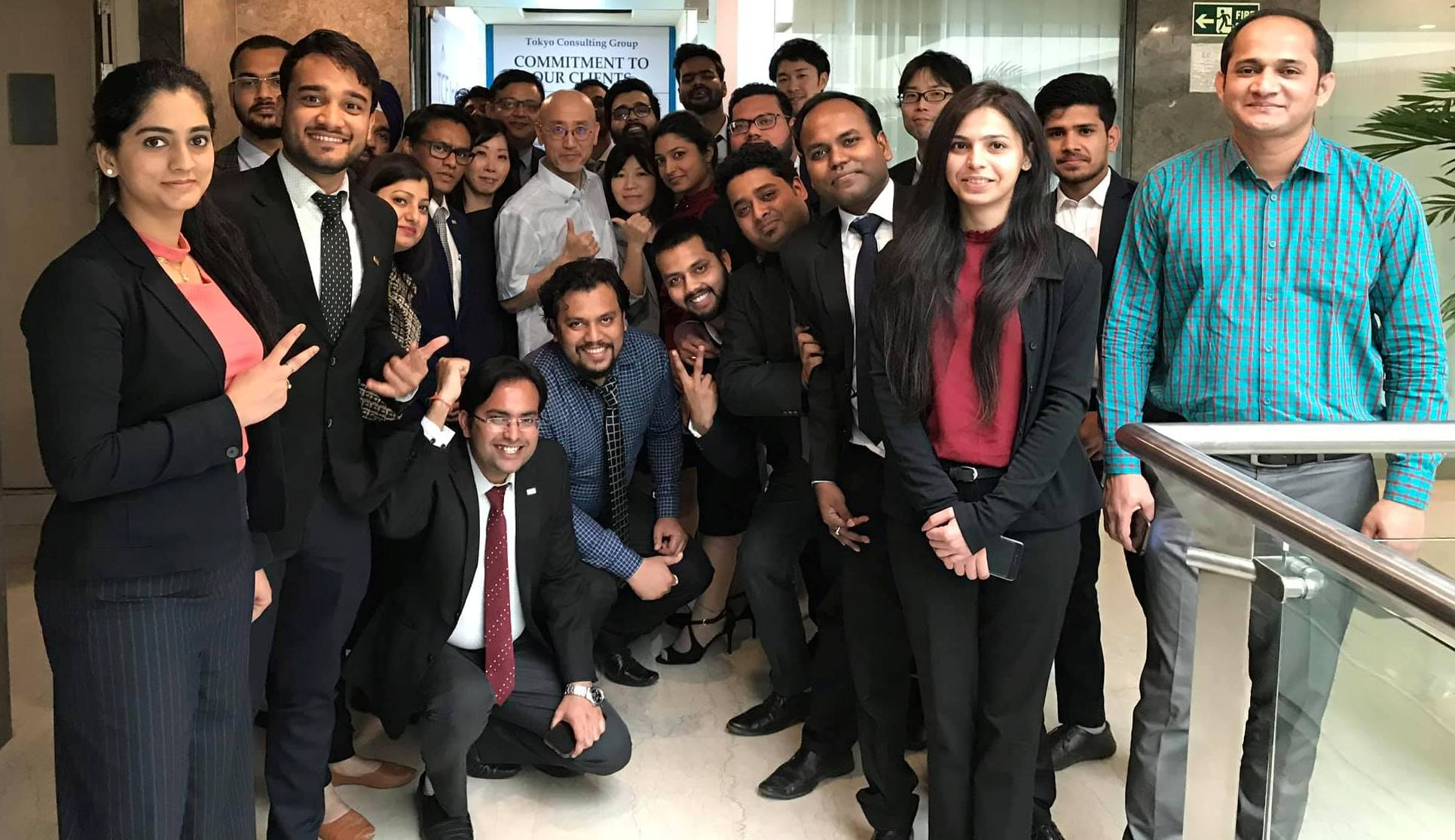 Tokyo Consulting Firm India